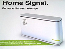 Three Home Signal